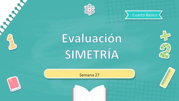 """Evaluación de simetría"""""""