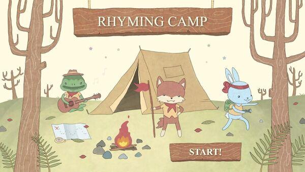 Rhyming Camp