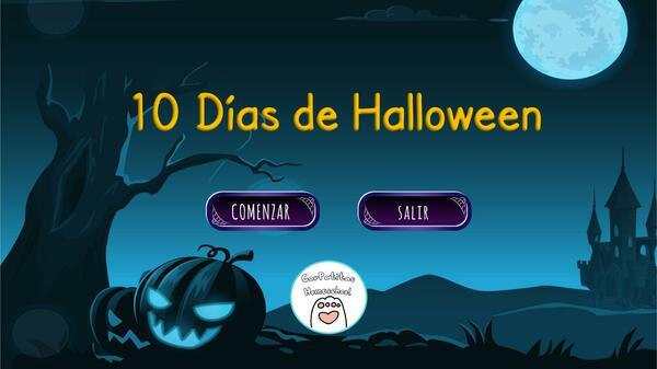 10 Días de Halloween | 10 Mini Actividades