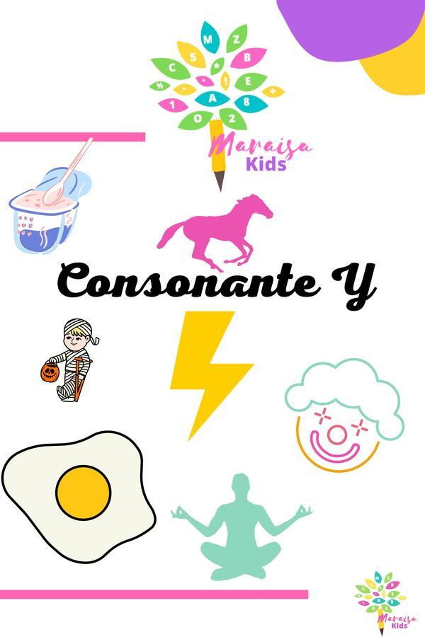 Cuadernillo Consonante Y