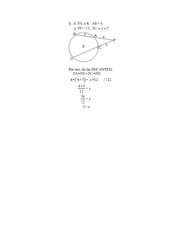 Unidad Geometría