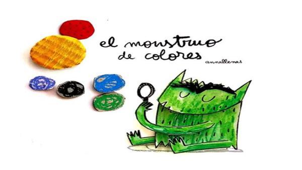 Cuento el Monstruo de los Colores