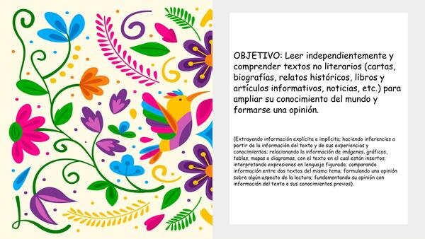 "México, portafolio ""Platillos del mundo"""