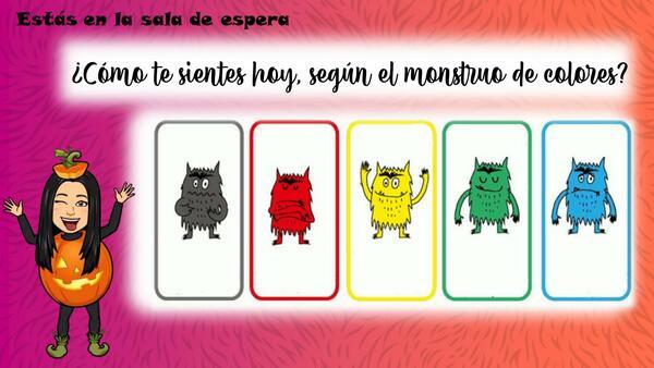 """Salas de esperas """"Halloween"""" Coco y monster-inc"""