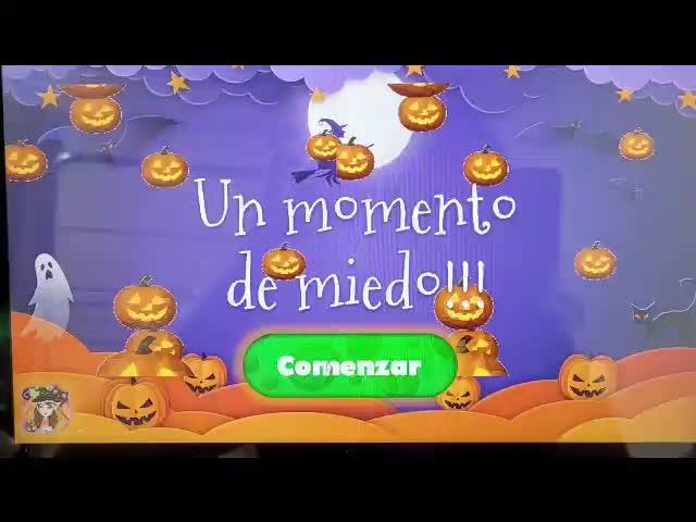 """Multi pack Halloween """"Un momento de miedo"""""""