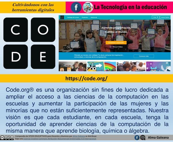 SITIOS WEB EDUCATIVOS