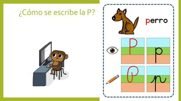 PPT consonante P