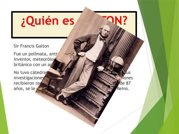 Presentacion Matematica, Primero Medio, Tablero de Galton