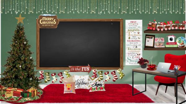 Aula virtual de Navidad