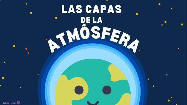 Conociendo las capas de la atmósfera