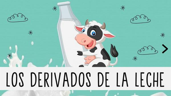 Derivados de la leche