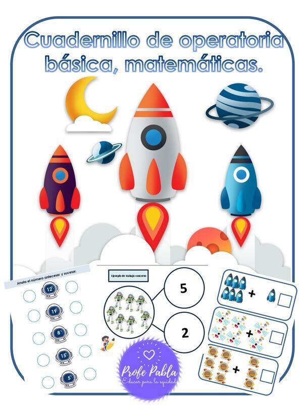 """""""Cuadernillo de operatorias espaciales"""""""