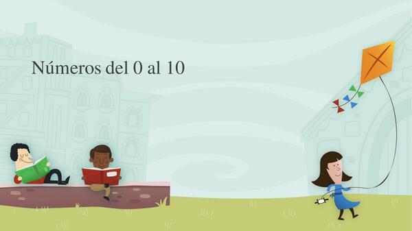 conteo y representación de números hasta 10