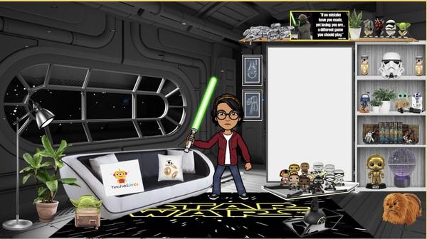 Aula virtual de Star Wars