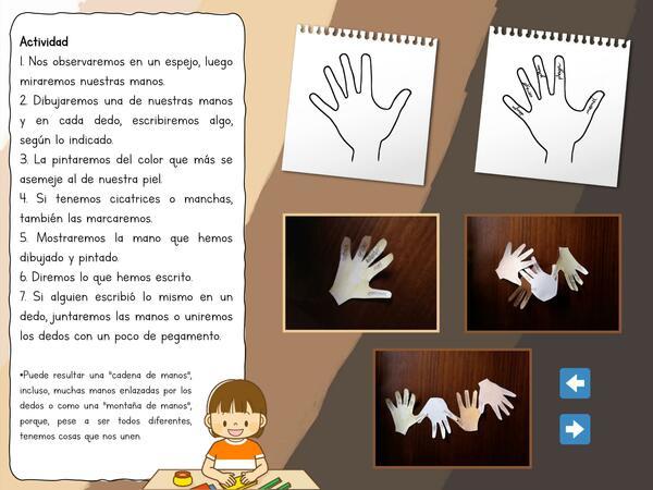 Parte I. Todos somos diferentes y todos humanos. Introducción a los Derechos Humanos con niños.
