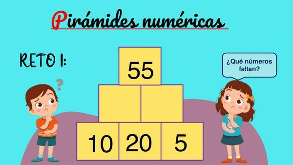 Pirámides numéricas