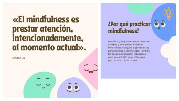 Mindfulness para ti profe!