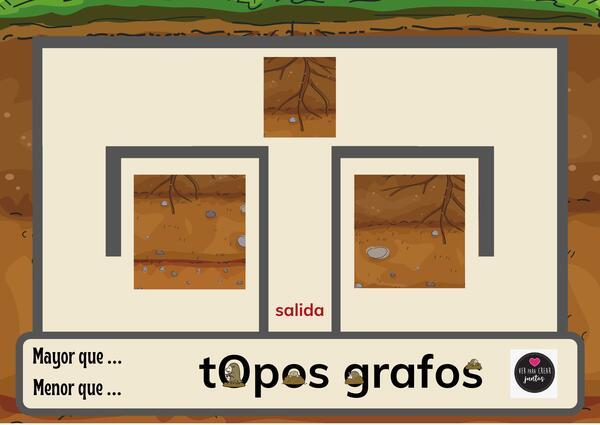 COMPARACIÓN DE NÚMEROS Y CANTIDADES.MAYOR/MENOR QUE