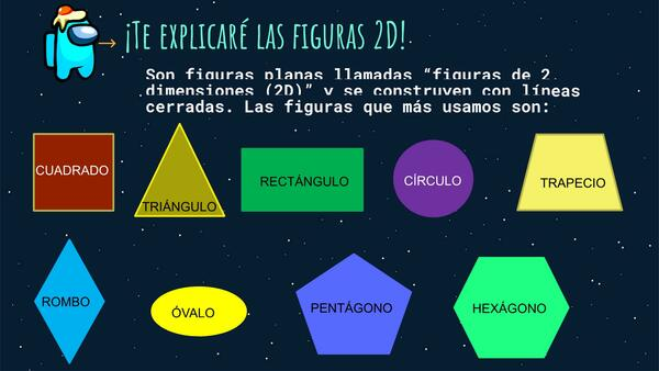 FIGURAS 2D Y 3D AMONG US
