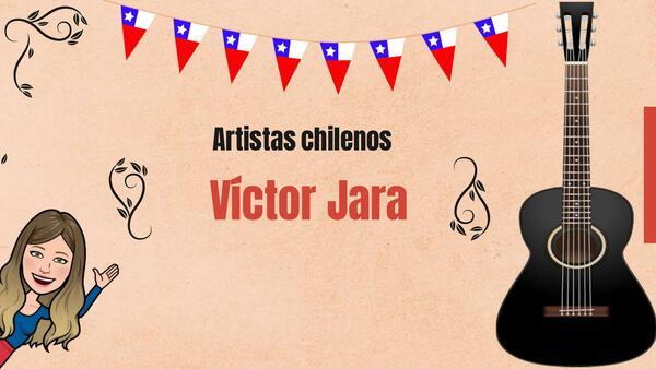 Lectura Víctor Jara