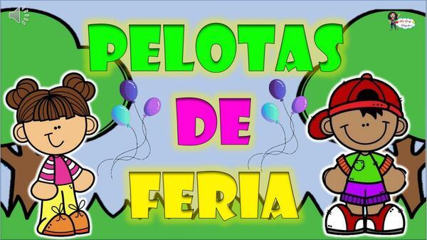 PELOTAS DE FERIA