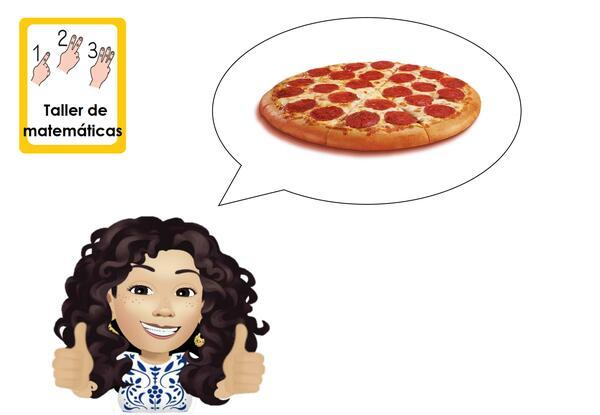 PPT cocinando una pizza