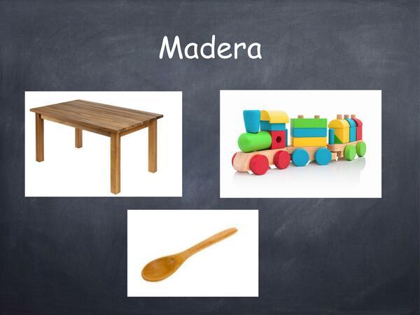 Unidad 4 : Los Materiales