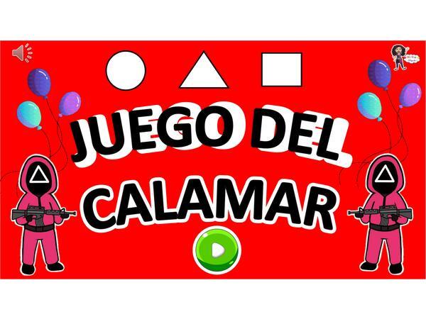 JUEGO DEL CALAMAR