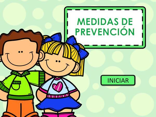 Medidas de prevención (COVID-19)