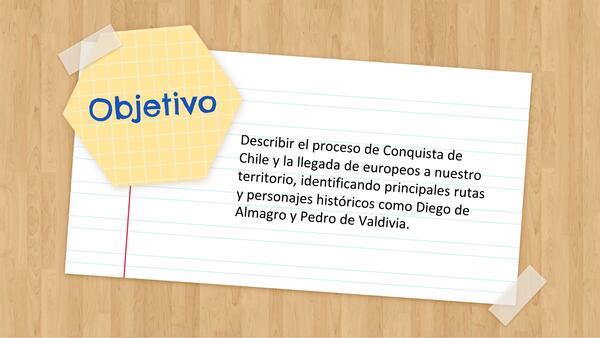 Conquistadores de América y Chile