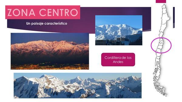 PPT zona central de Chile