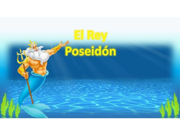 PPT cuento Poseidón