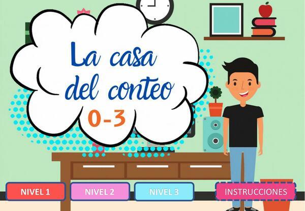 LA CASA DEL CONTEO.0-3