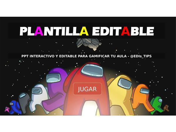 PLANTILLA PPT INTERACTIVO - EDITABLE 3