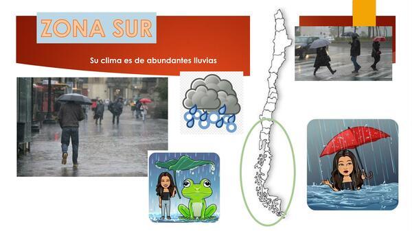 PPT zona sur de Chile