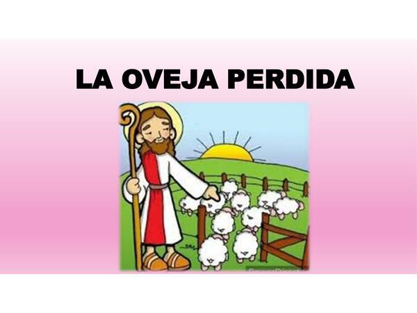 La oveja perdida.