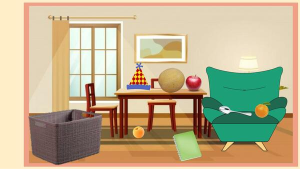 Clasificar objetos según atributos