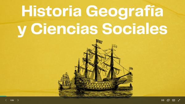 Viajes de Cristóbal Colón y Conquista de Chile