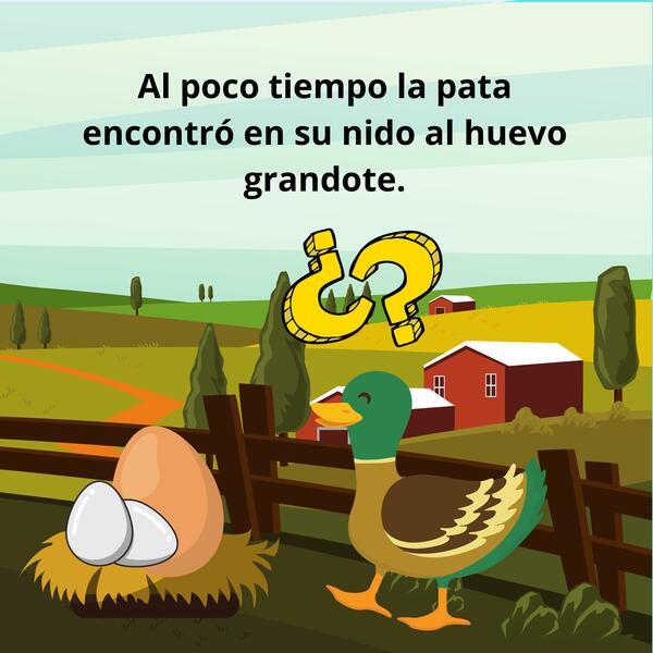 El huevo saltarín