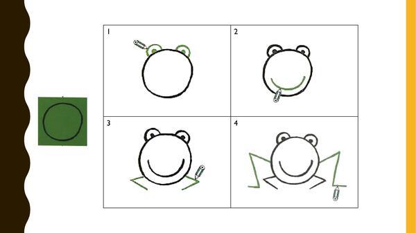 Dibujando paso a paso (números)