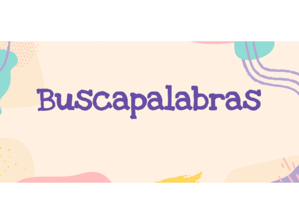 ¡Buscapalabras!