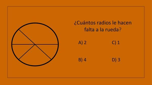 RADIOS DE LA BICI