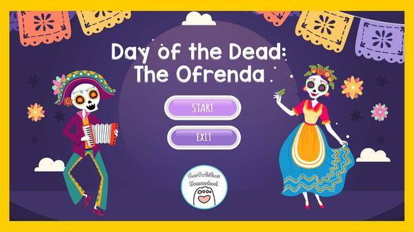 The Ofrenda - La Ofrenda o Altar de Muertos en Inglés